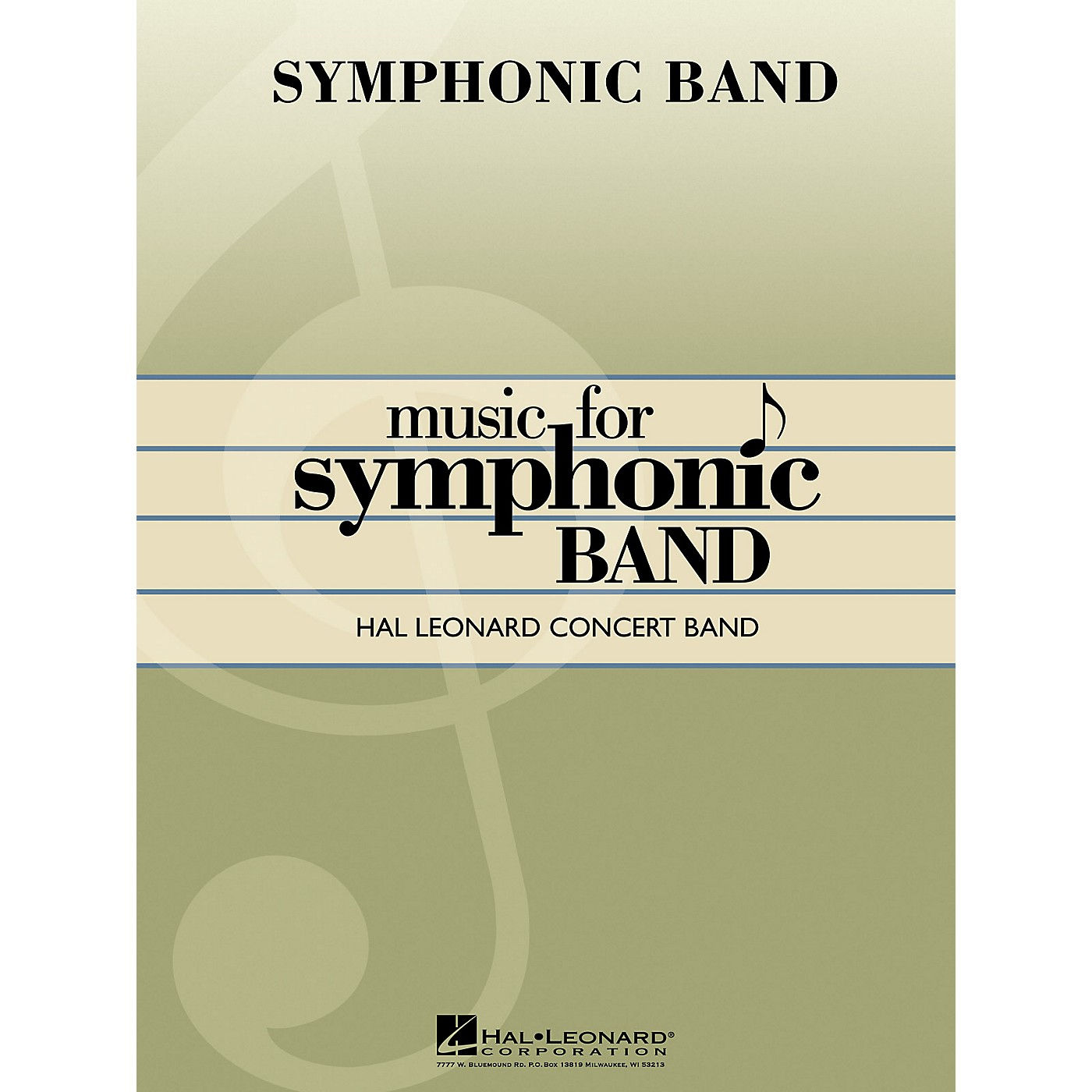 Hal Leonard Scenes from La Boheme Concert Band Level 4 Arranged by Jerry Bilik thumbnail