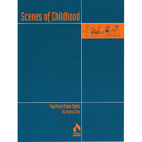 Allans Publishing Scenes of Childhood (Fourteen Piano Solos) Piano Solo Series Softcover thumbnail