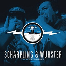 Scharpling & Wurster - Live At Third Man Records