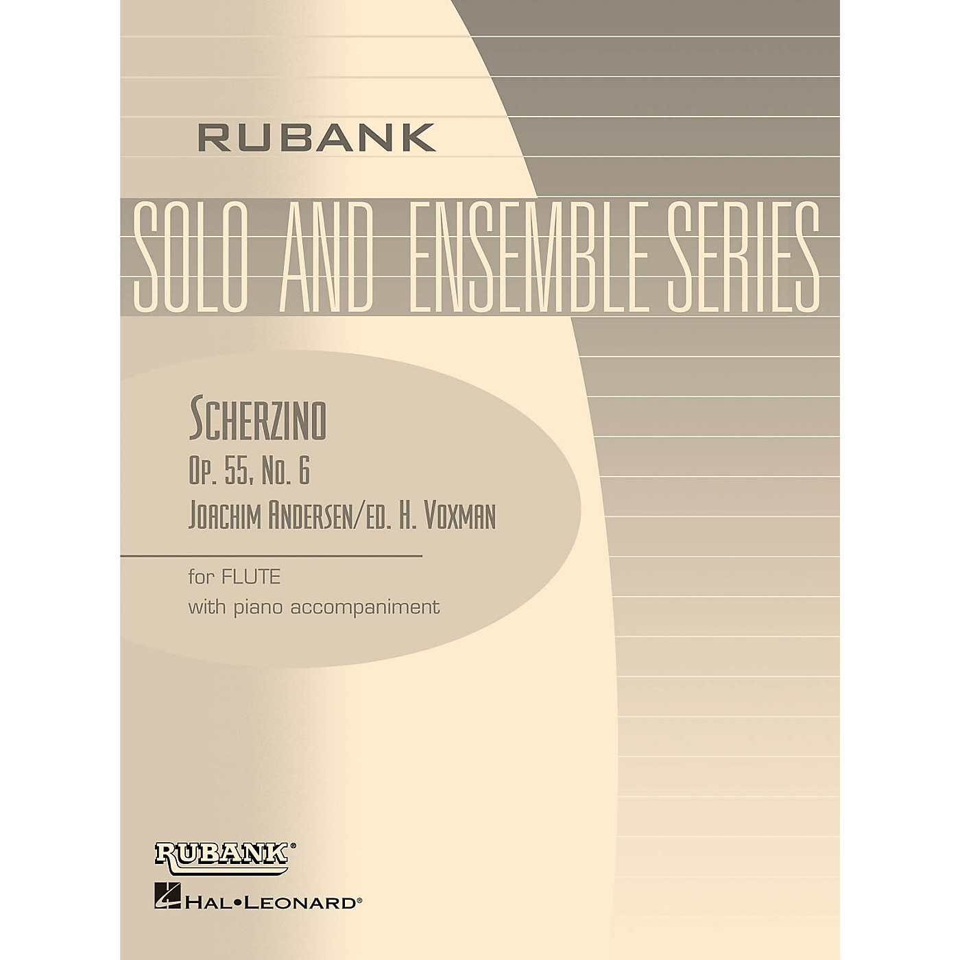 Rubank Publications Scherzino (from Eight Performance Pieces, Op. 55) Rubank Solo/Ensemble Sheet Series thumbnail