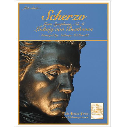 Carl Fischer Scherzo Book thumbnail