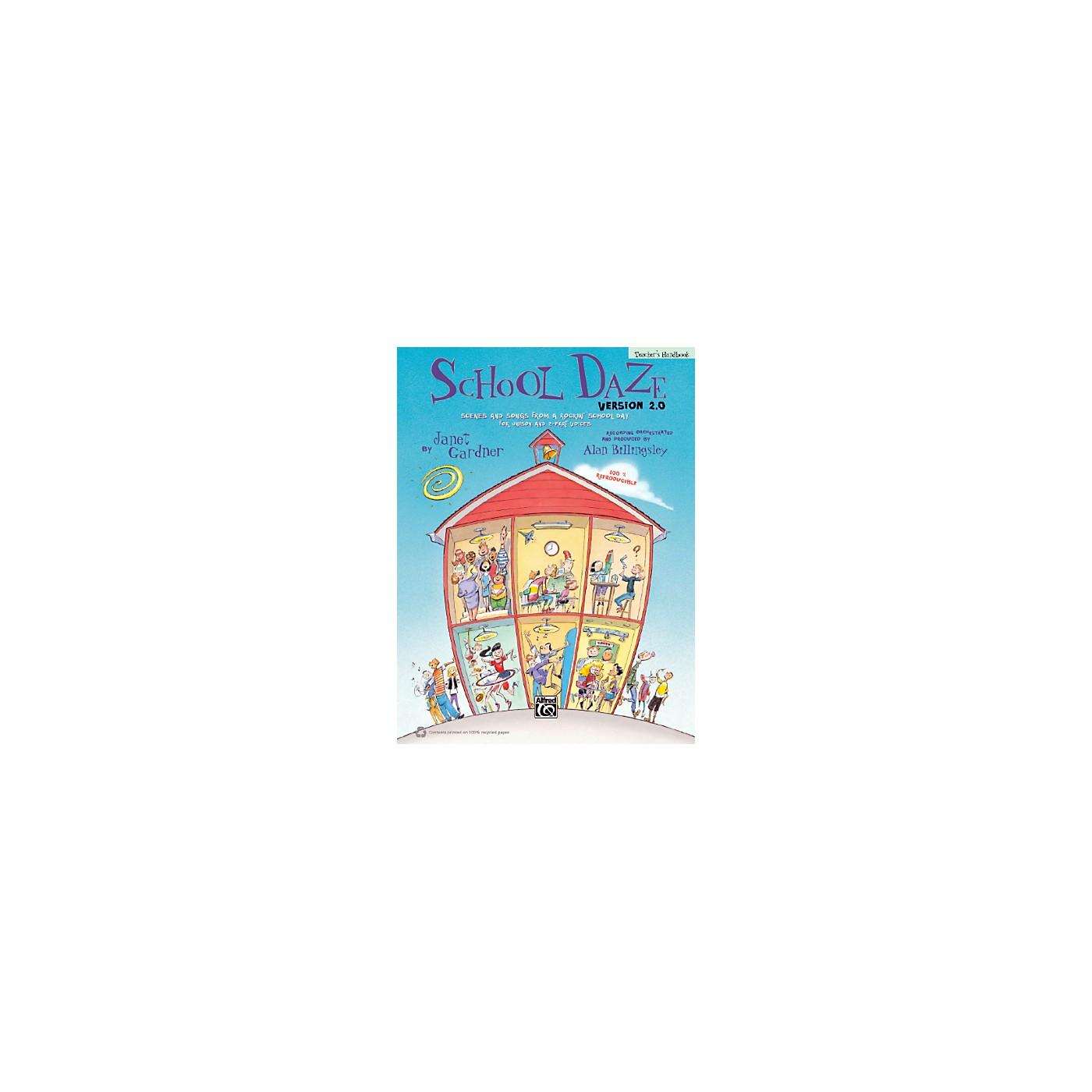 Alfred School Daze Version 2.0 Book & CD thumbnail