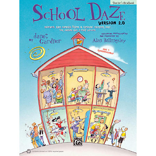 Alfred School Daze Version 2.0 Book & CD thumbnail