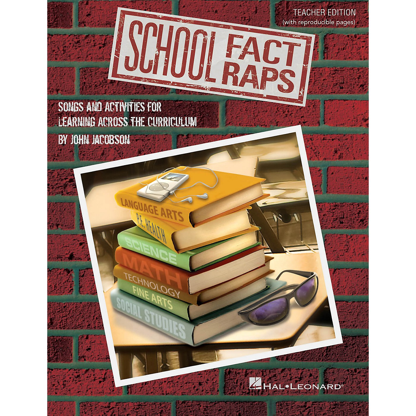 Hal Leonard School Fact Raps (Songs and Activities for Learning Across the Curriculum) CLASSRM KIT by John Jacobson thumbnail