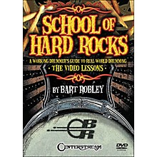 Centerstream Publishing School Of Hard Rocks: A Working Drummers Guide To Real World Drumming (2-Dvd Set)