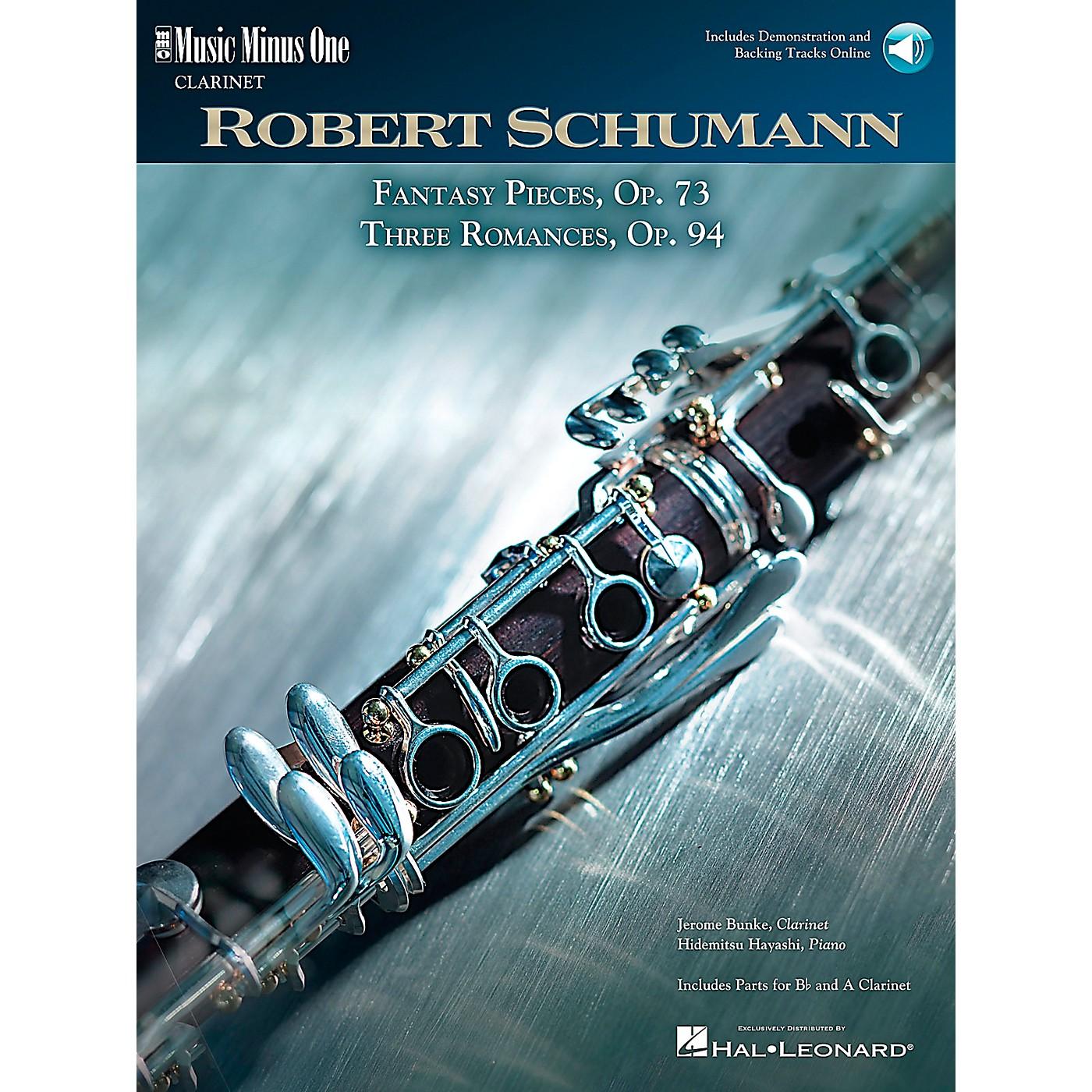 Hal Leonard Schumann  Clarinet Fantasy thumbnail