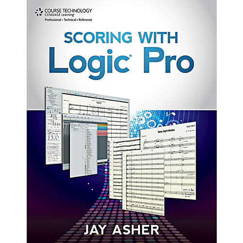 Course Technology PTR Scoring with Logic Pro Book-thumbnail
