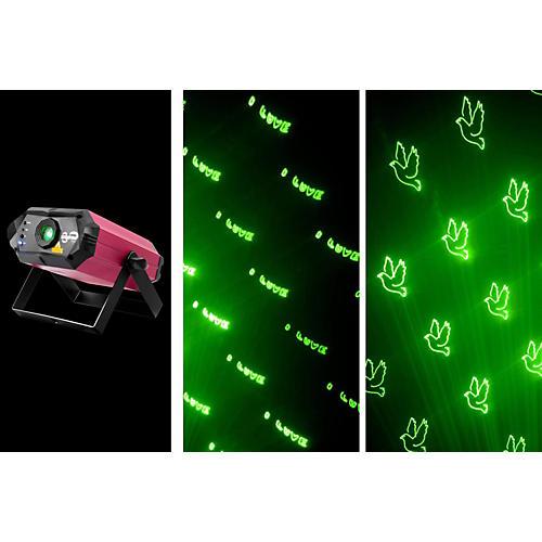 CHAUVET DJ Scorpion Script Custom Text Laser thumbnail