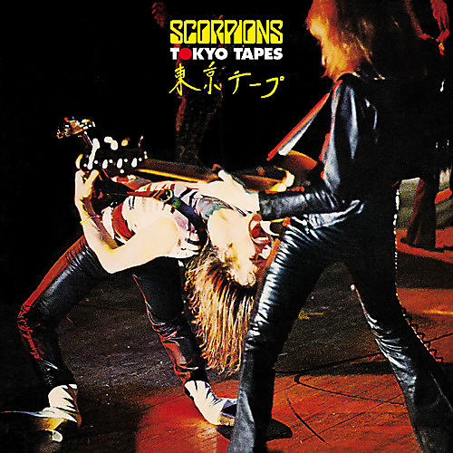 Alliance Scorpions - Tokyo Tapes: 50th Anniversary thumbnail