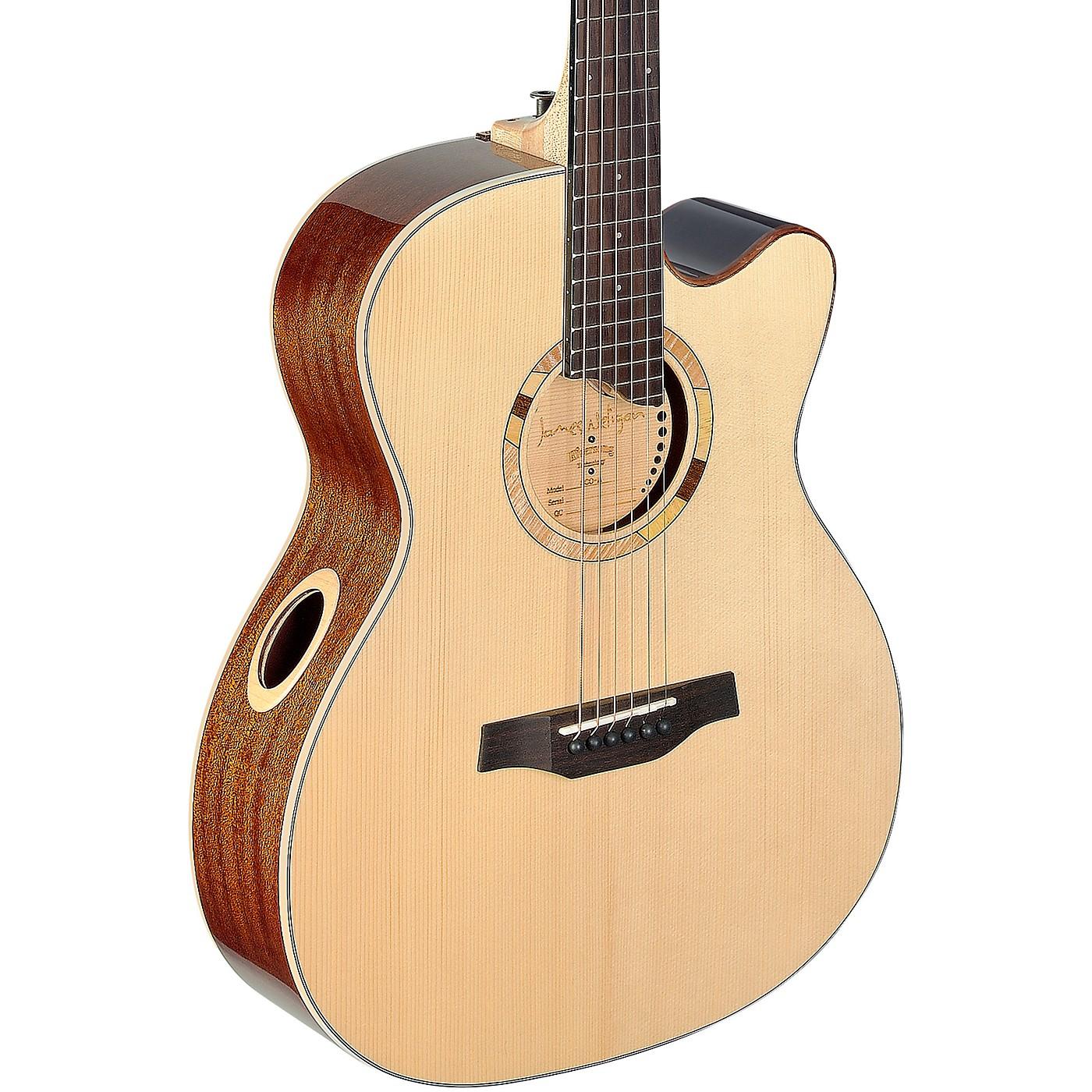 JN Guitars Scotia SCO-A Auditorium Acoustic Guitar thumbnail