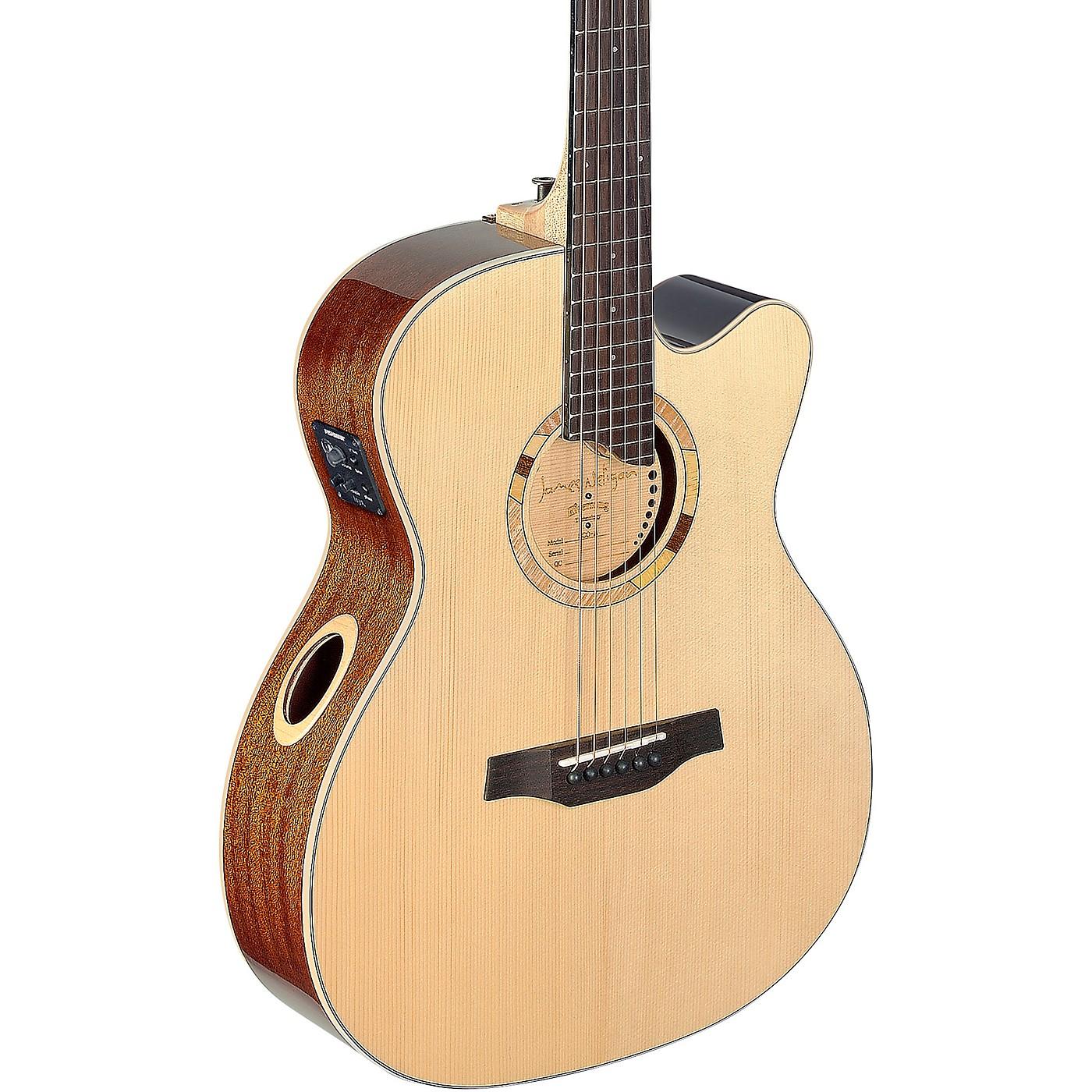 JN Guitars Scotia SCO-ACE Dreadnought Acoustic-Electric Guitar thumbnail