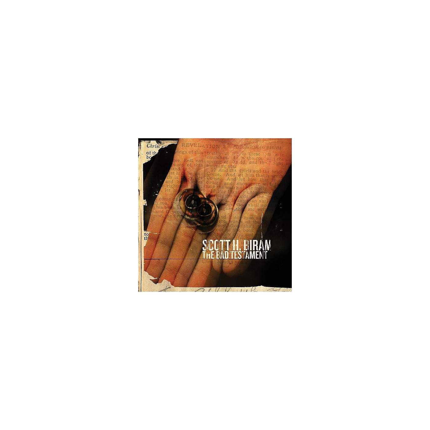 Alliance Scott H. Biram - The Bad Testament thumbnail