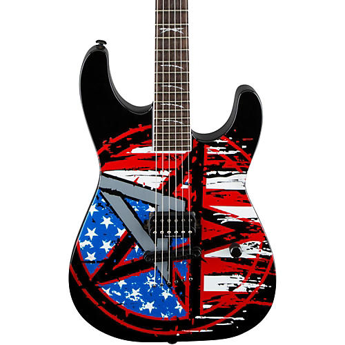 Jackson Scott Ian Anarchy Electric Guitar-thumbnail
