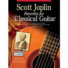 Music Sales Scott Joplin Favorites for Classical Guitar Guitar Series Softcover Audio Online