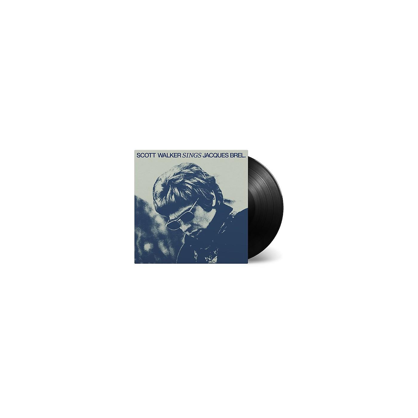 Alliance Scott Walker - Sings Jacques Brel thumbnail