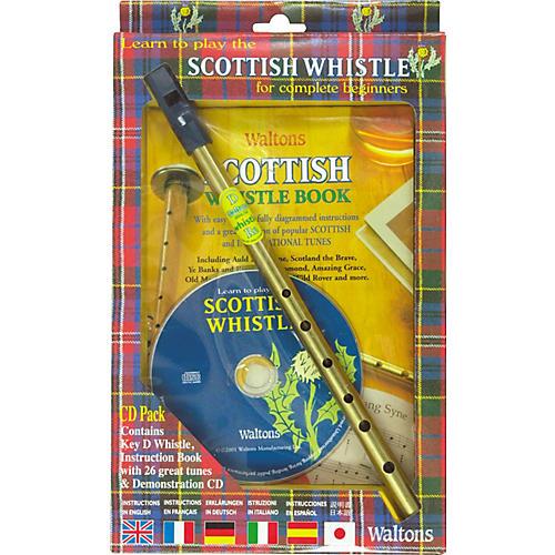 Waltons Scottish Tin Whistle CD Pack thumbnail