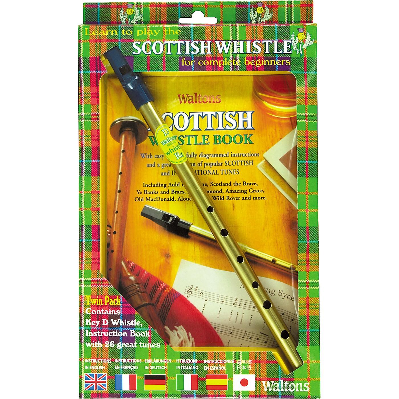 Waltons Scottish Tin Whistle Value Pack thumbnail