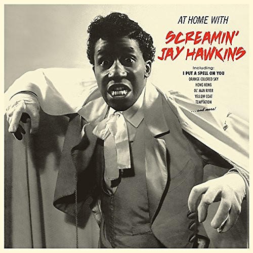 Alliance Screamin Jay Hawkins - At Home With + 4 Bonus Tracks thumbnail