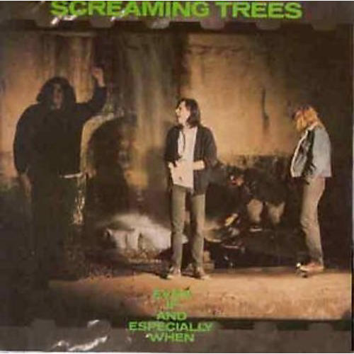 Alliance Screaming Trees - Even If & Especially When thumbnail