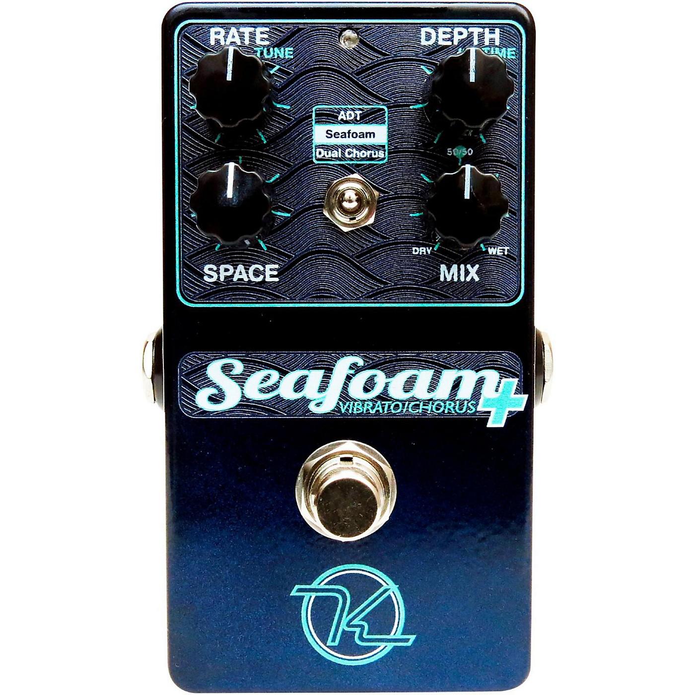 Keeley Seafoam Plus Chorus Guitar Effects Pedal thumbnail