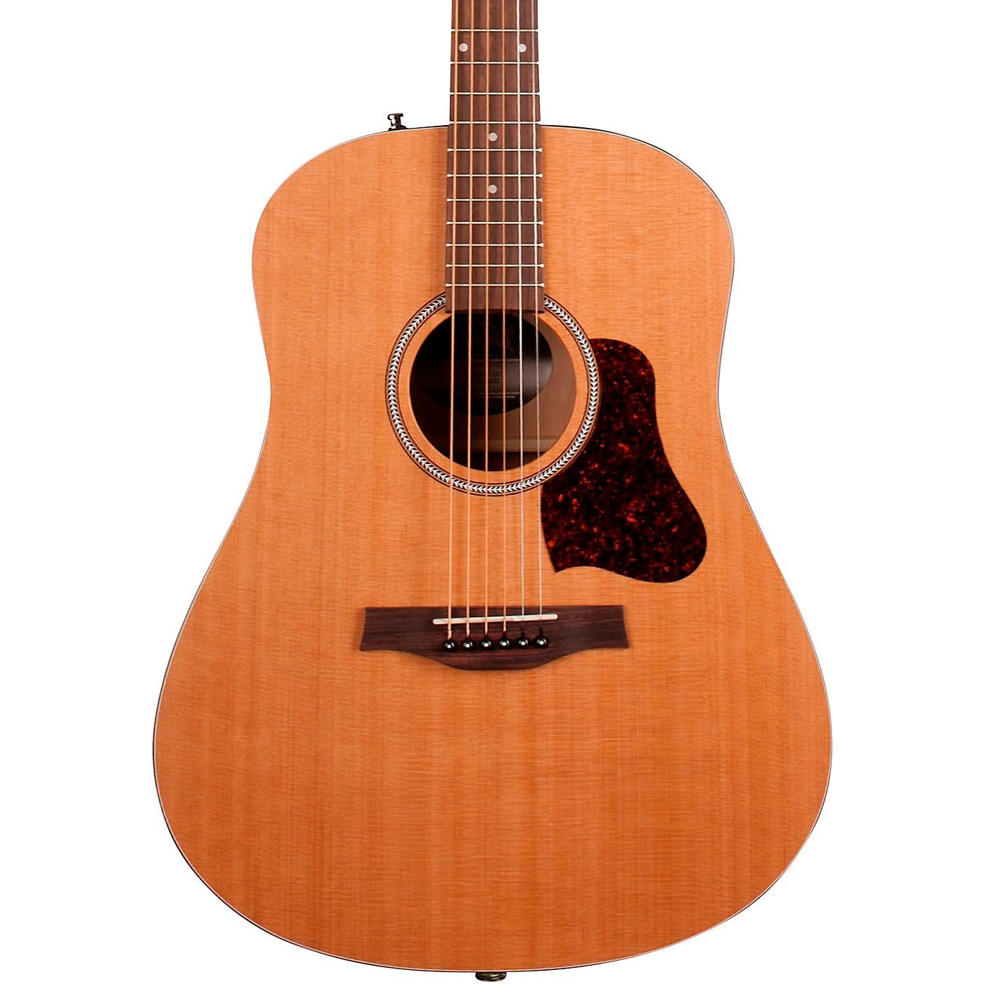 Seagull Seagull S6 Original QIT Dreadnought Acoustic-Electric Guitar thumbnail