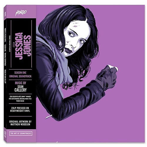 Alliance Sean Callery - Jessica Jones Season One (original Soundtrack) thumbnail