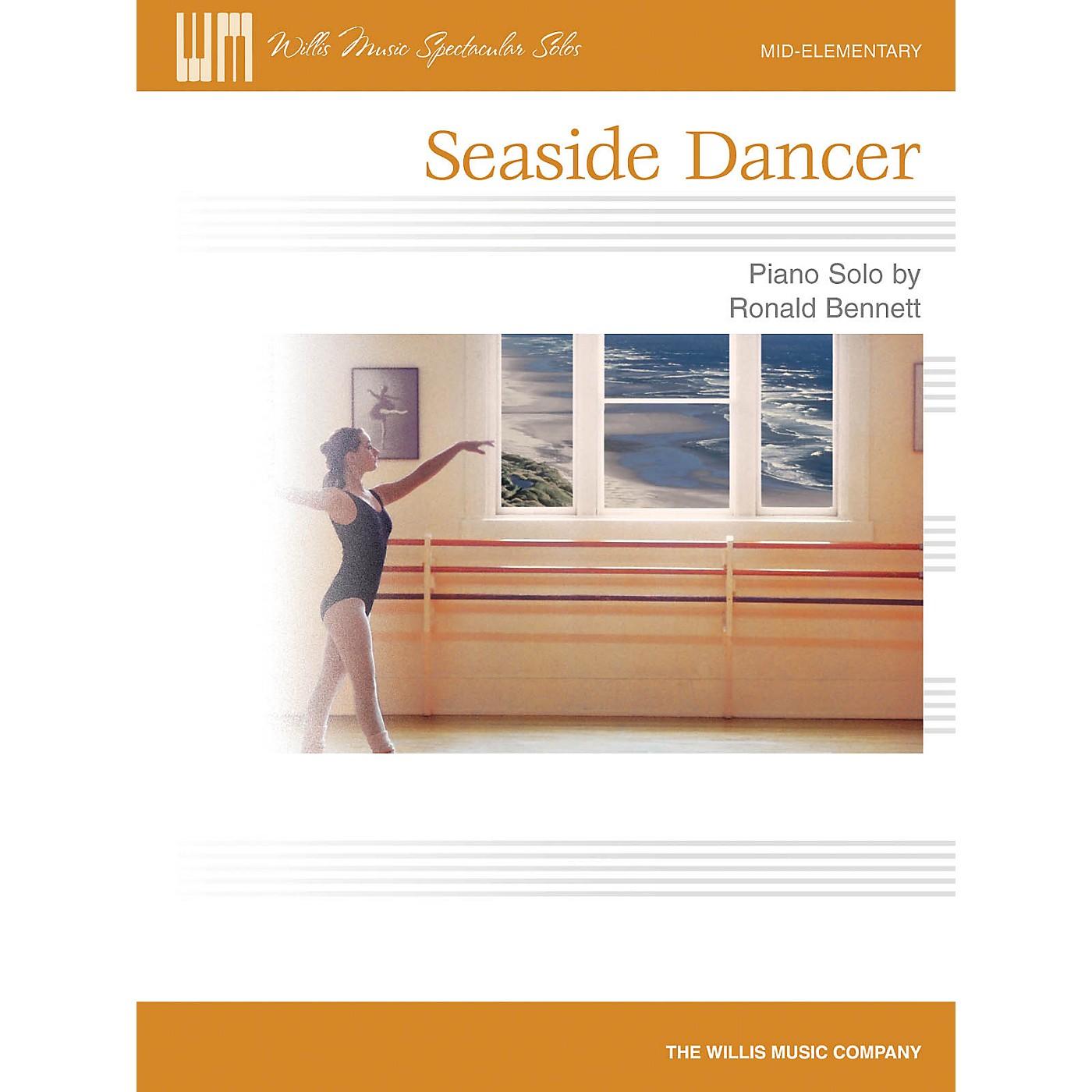 Willis Music Seaside Dancer (Willis Music Spectacular Solos/Mid-Elem Level) Willis Series by Ronald Bennett thumbnail