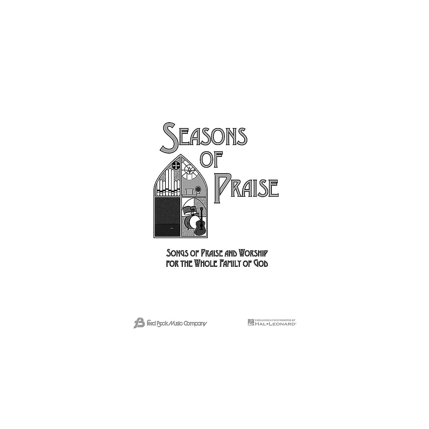 Fred Bock Music Seasons of Praise - Praise Band Edition Praise Band thumbnail