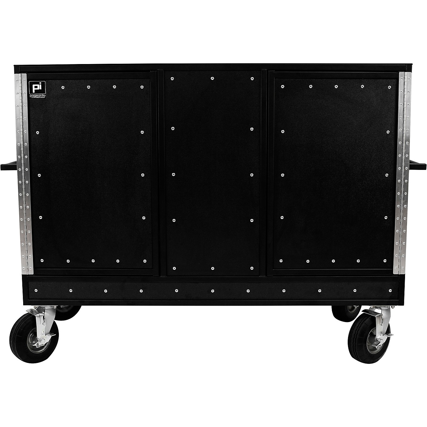 Pageantry Innovations Seated Synth/Mixer Combo Cart thumbnail