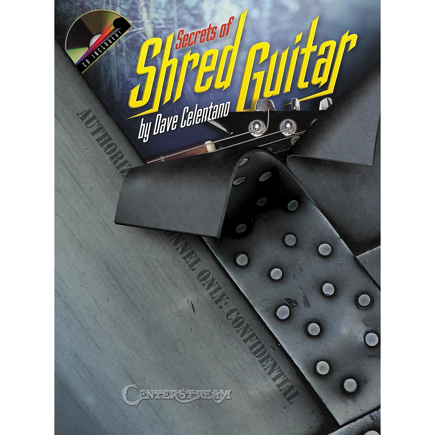 Hal Leonard Secrets of Shred Guitar Book and CD thumbnail