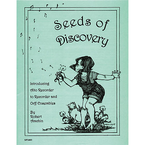 Sweet Pipes Seeds of Discovery - Alto Recorder Arrangements thumbnail