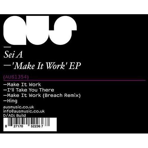Alliance Sei A. - Make It Work thumbnail