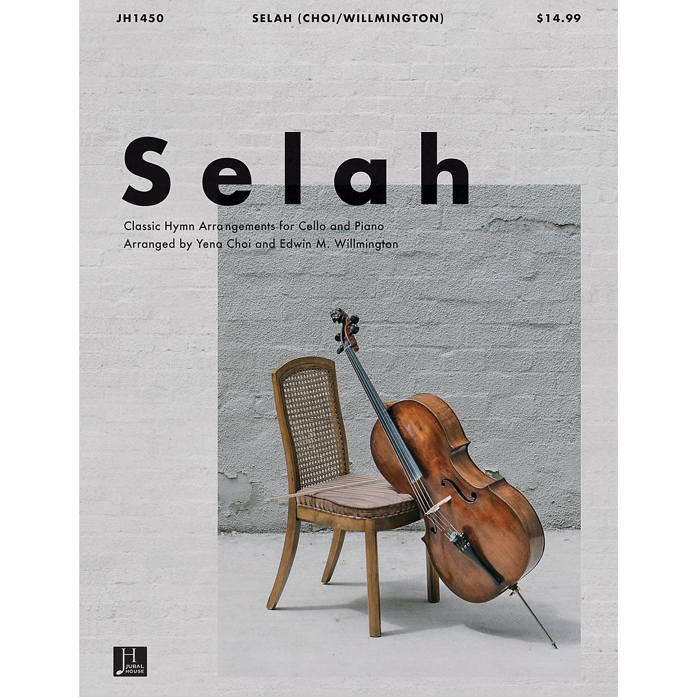 Jubal House Publications Selah for Cello/piano by Yena Choi and Edwin M. Willmington thumbnail