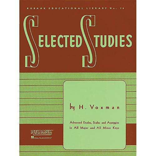 Hal Leonard Selected Studies - Oboe thumbnail