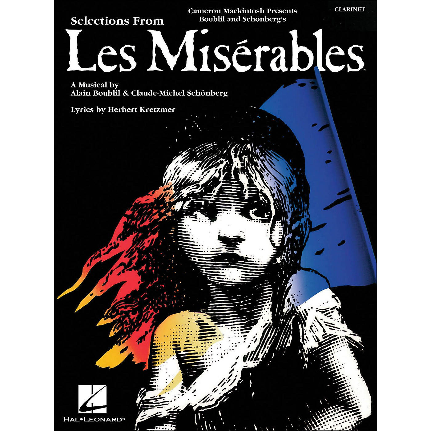 Hal Leonard Selection From Les Miserables for Clarinet thumbnail