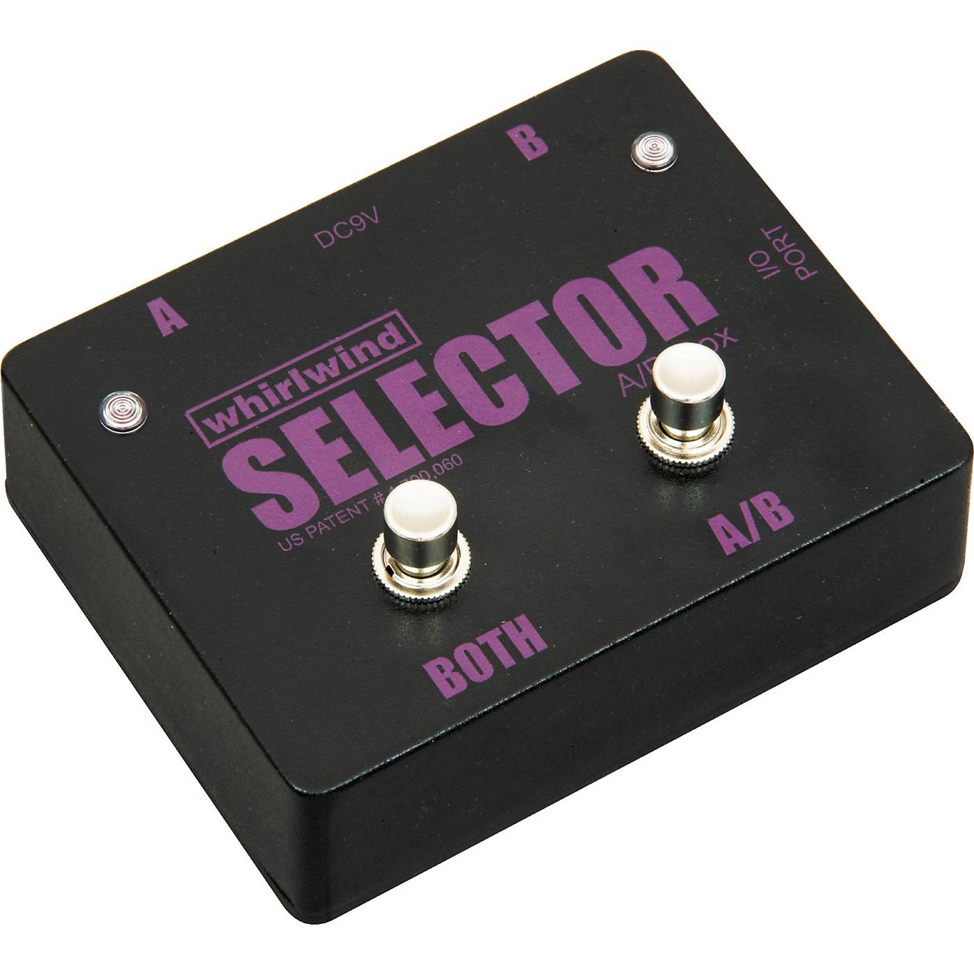 Whirlwind Selector A/B Box thumbnail