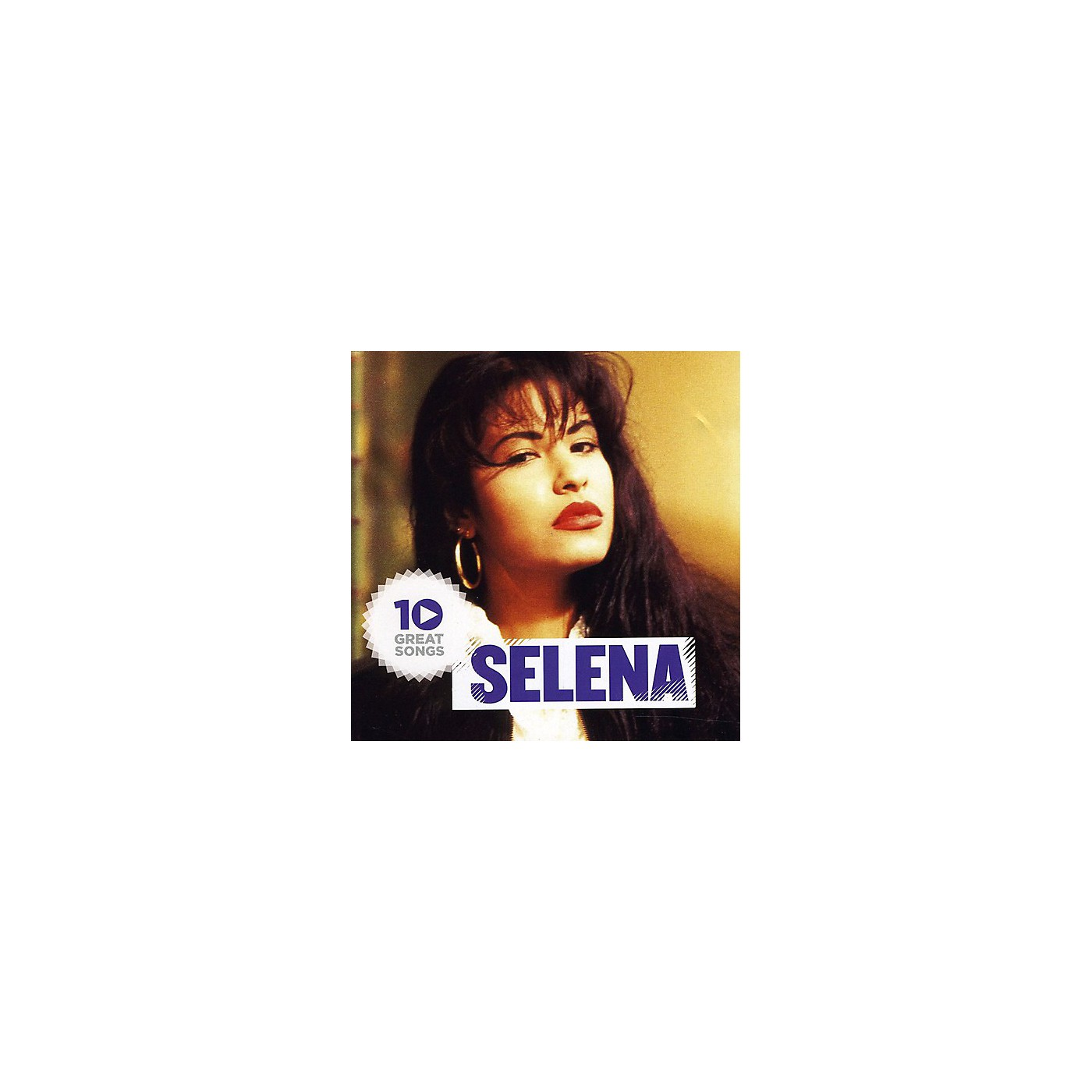Alliance Selena - 10 Great Songs (CD) thumbnail