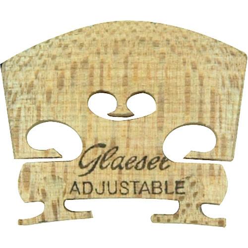 Glaesel Self-Adjusting 1/4 Violin Bridge thumbnail