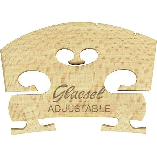 Glaesel Self-Adjusting 4/4 Violin Bridge thumbnail
