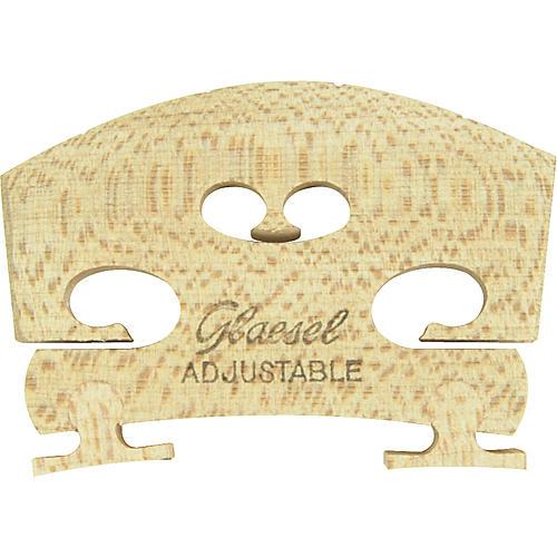 Glaesel Self-Adjusting Full Viola Bridge thumbnail