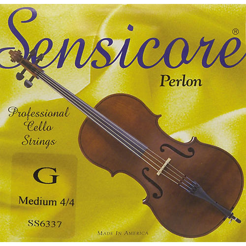 Super Sensitive Sensicore Cello Strings thumbnail