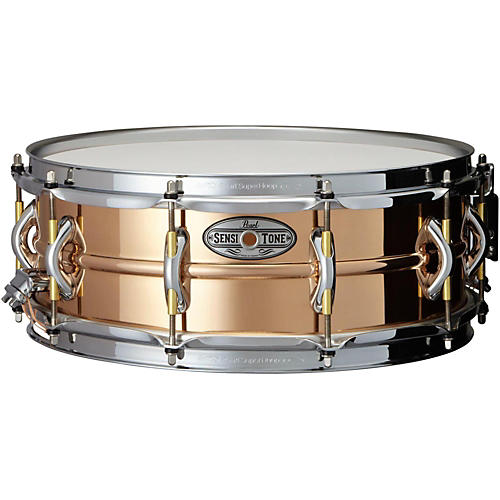 Pearl Sensitone Phosphor Bronze Snare Drum thumbnail