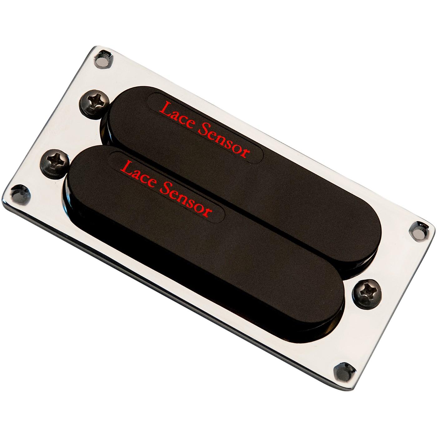 Lace Sensor Red-Red Dually T-Plus Humbucker Guitar Pickup thumbnail