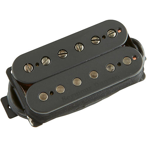 Seymour Duncan Sentinent Neck Pickup 6 String - Black thumbnail