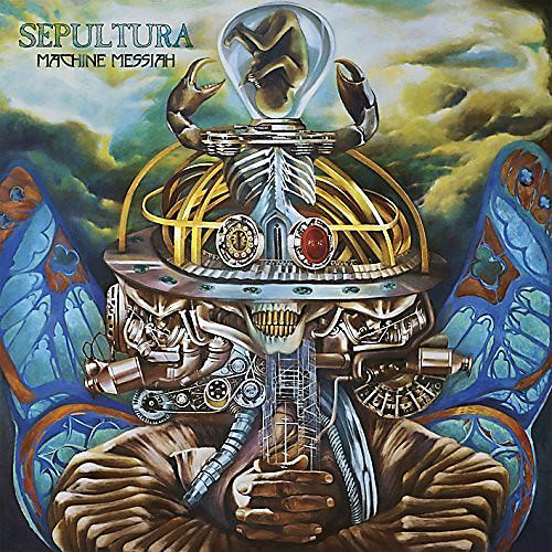 Alliance Sepultura - Machine Messiah thumbnail