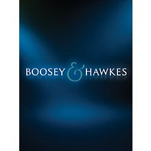 Edition Fazer Serenade Boosey & Hawkes Voice Series Composed by Jean Sibelius