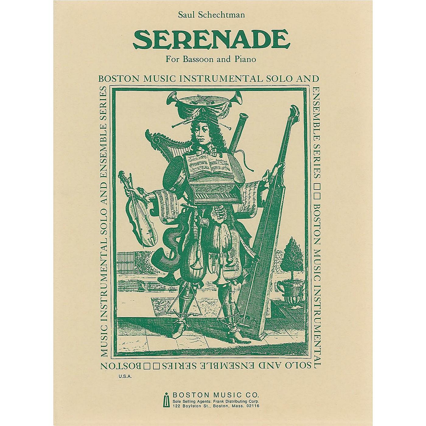 Music Sales Serenade For Bassoon And Piano Music Sales America Series thumbnail