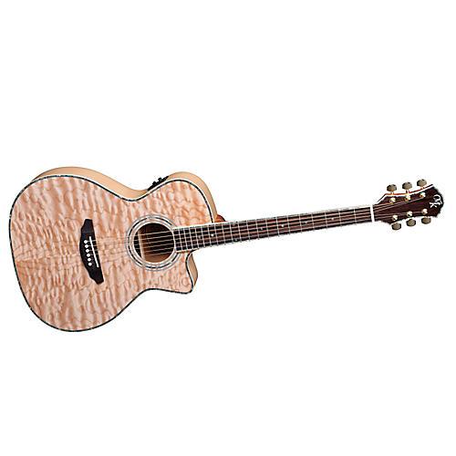 Michael Kelly Series 15 Arena Cutaway Acoustic-Electric Guitar thumbnail