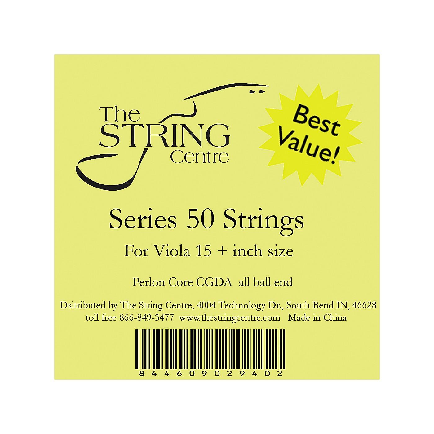The String Centre Series 50 Viola String Set thumbnail