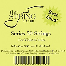 The String Centre Series 50 Violin string set